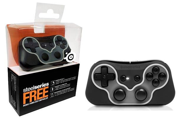 Mobile Wireless Gaming Controller: photo
