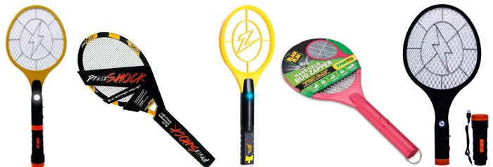 TOP 5 Electric Fly Swatter: photo