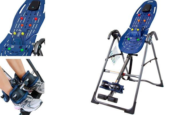 The Lightest Inversion Table for Back Pain Relief: photo