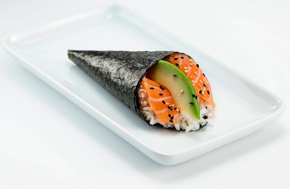 Type of Sushi - Temaki: photo