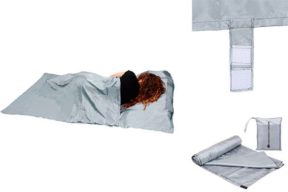 Camping Sheet Sleeping Bag Liner: photo