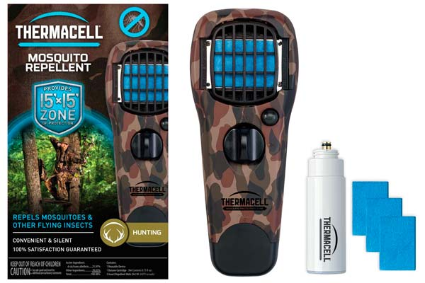 Thermacell Outdoor Electronic Repellent: photo
