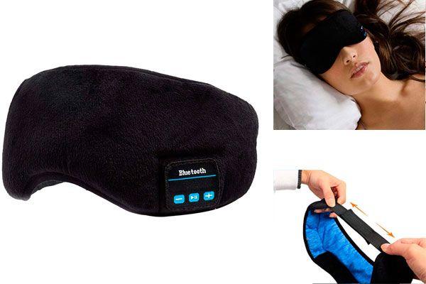 Sleeping Eye Mask Wireless Headphone