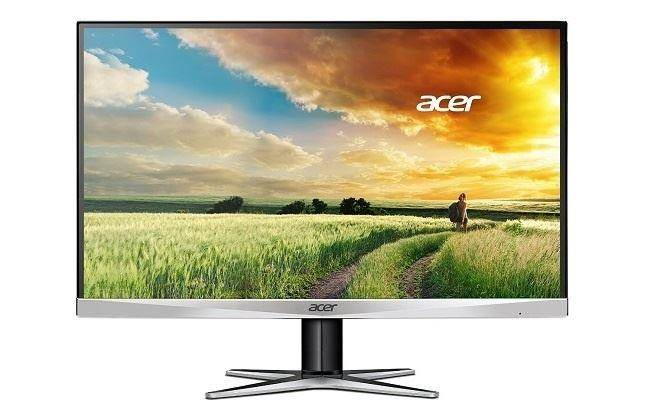 Acer G257HU Widescreen Monitor