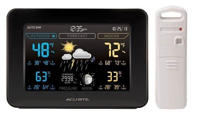 AcuRite 02027A1 Color Weather Station