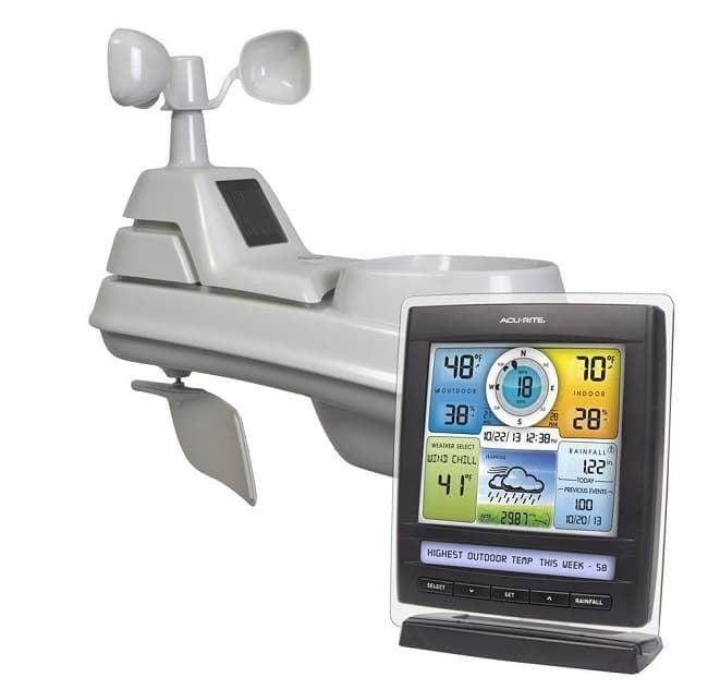 AcuRite 01512 Pro Color Weather Statio