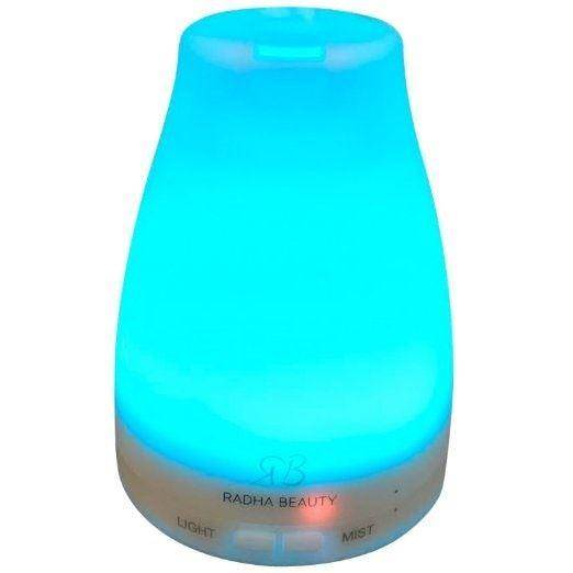 Aromatherapy Essential Oil Diffuser 7 colors - 120 ml
