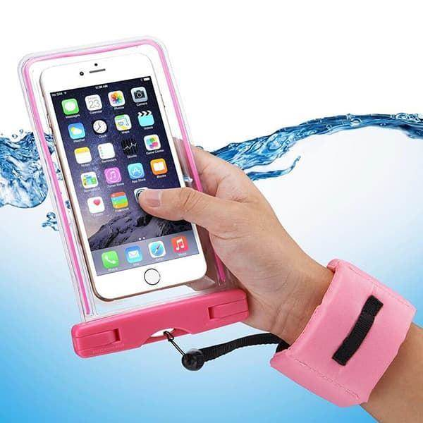 Accmor Waterproof Case with Floating Wrist Strap