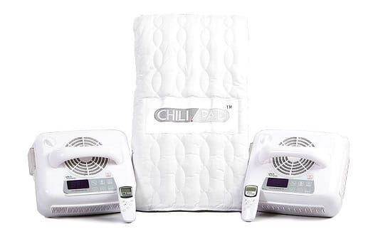 ChiliPad ~ Cooling and Heating Mattress Pad