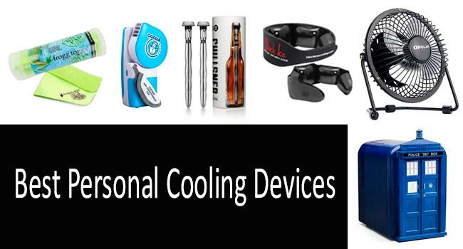 best cooling devices: photo