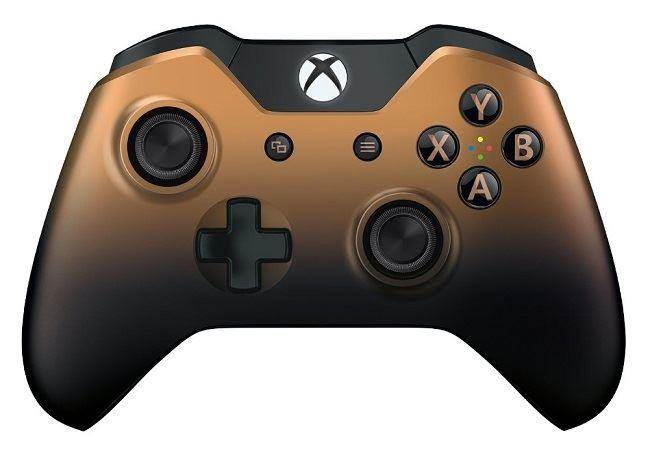 Xbox One Wireless Controller Copper Shadow
