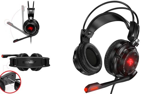 Sentey GS 4730 Gaming Headset: foto