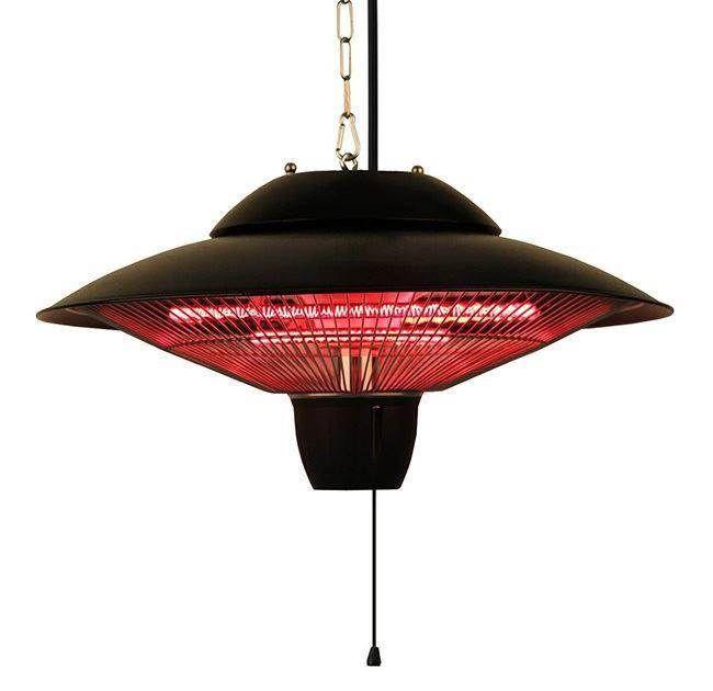 Ener G+ Indoor/Outdoor Ceiling Electric Patio Heater