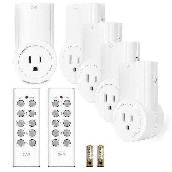 smart plug with remote control