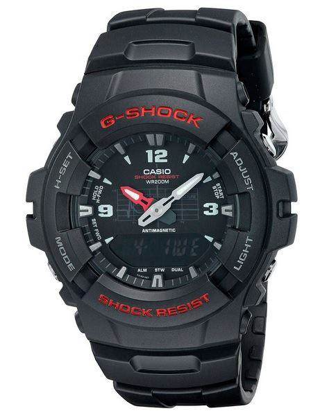 G-Shock Men's G100-1BV watch