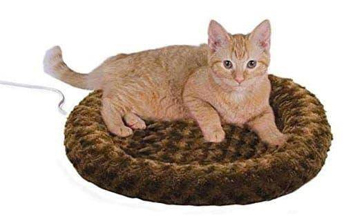 heated cat mat