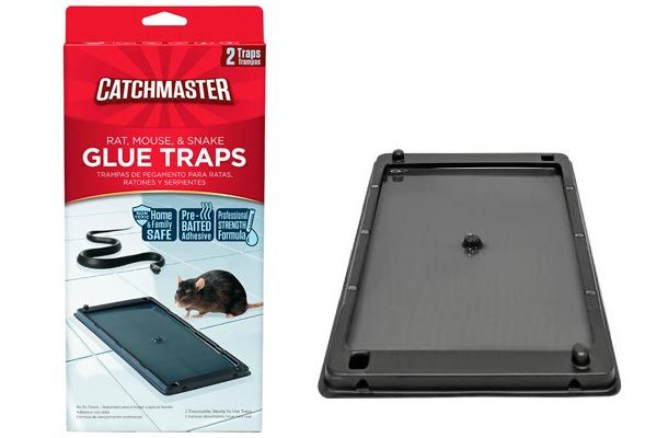 Rat trap Catchmaster 402: photo