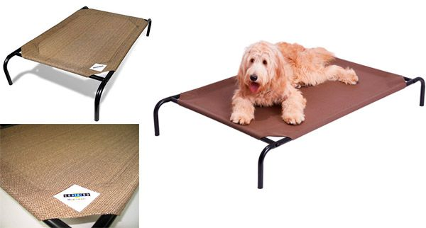 Coolaroo Steel Frame Pet Bed: photo