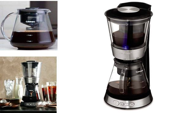 Automatic Cold Brew Coffeemaker: photo