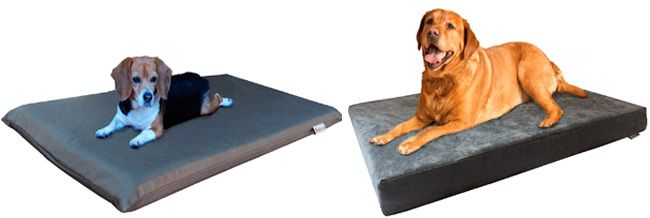 dog cooling pads by Dogbed4less: photo