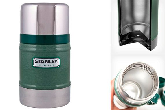 Stanley Classic Vacuum Insulated Food Jar: photo