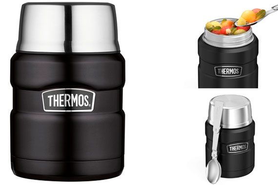 Thermos Stainless King Food Jar: photo