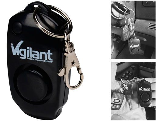 Vigilant Personal Alarm: photo
