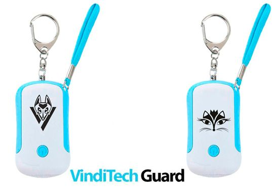 Personal alarm - Vindi: photo