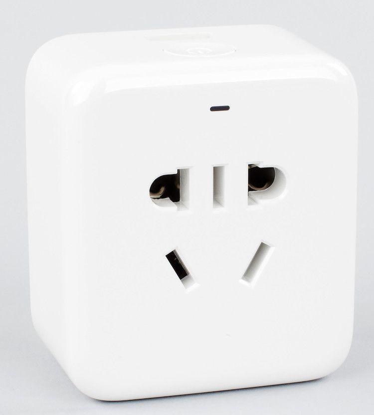 Розетка Xiaomi Mi Smart Power Plug: фото