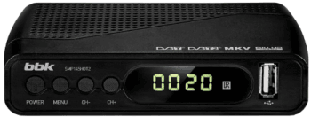 ТВ-тюнер BBK SMP145HDT2: фото