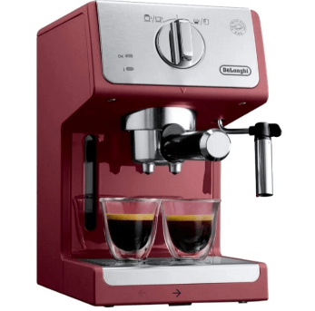 Кофеварка DeLonghi ECP 31.2: фото