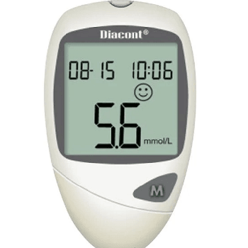 Глюкометр Diacont: фото