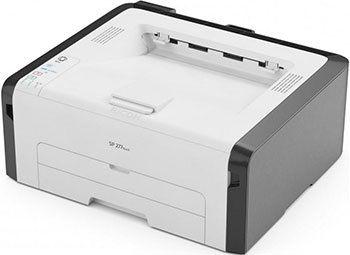 Принтер Ricoh SP 277Nw: фото