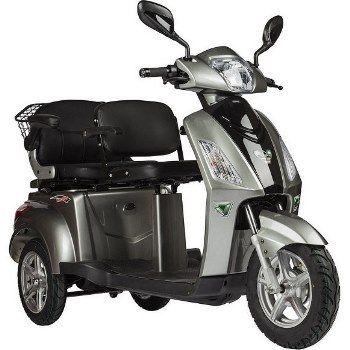 Электроскутер Volteco Trike L: фото