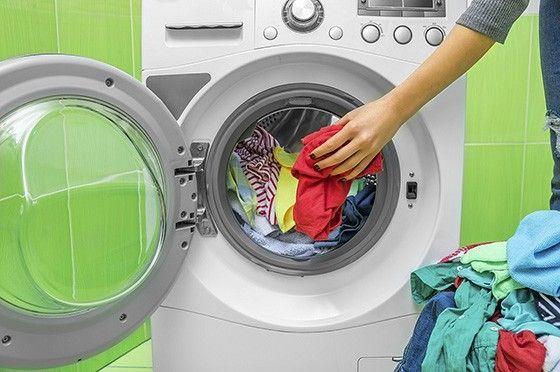 Куда в стиральной машине засыпать порошок 2: фото