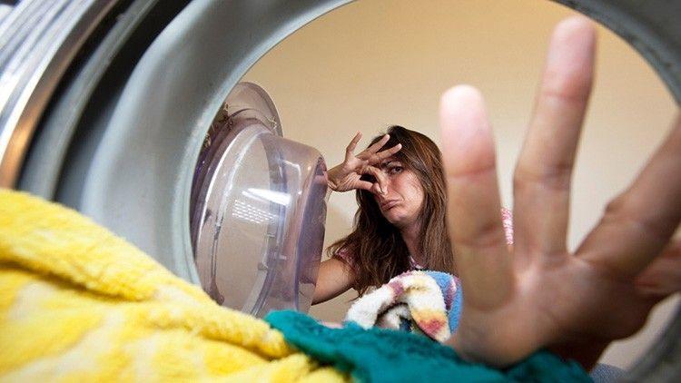 Неприятный запах в стиральной машине 3: фото