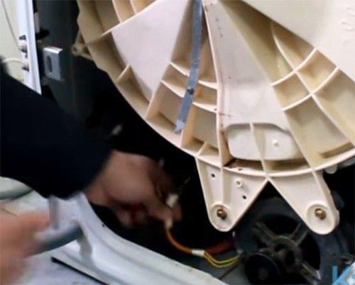 Замена подшипника в стиральной машине 10: фото