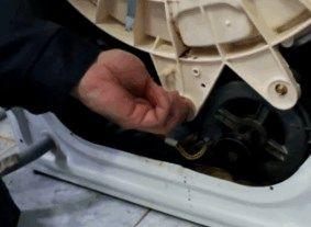Замена подшипника в стиральной машине 11: фото