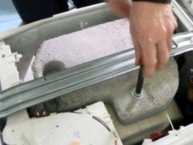 Замена подшипника в стиральной машине 13: фото