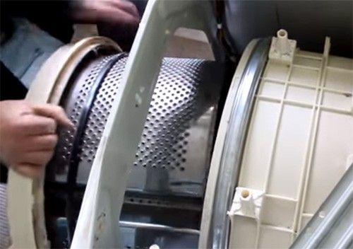 Замена подшипника в стиральной машине 14: фото