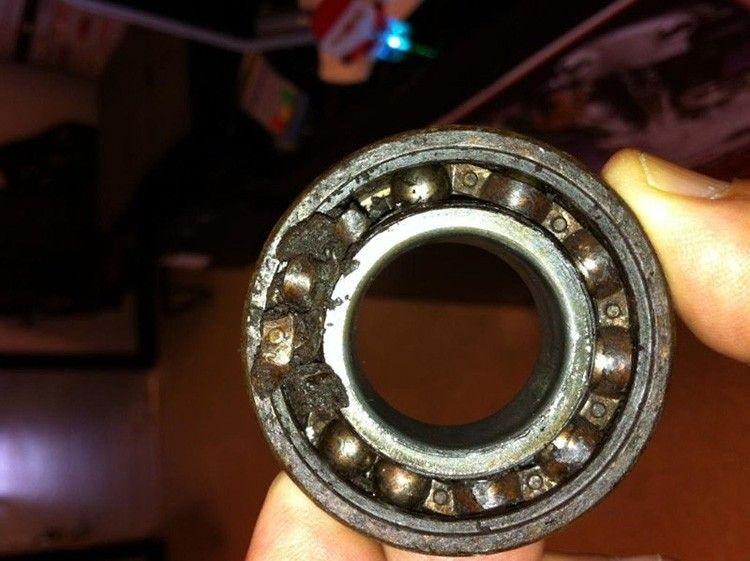 Замена подшипника в стиральной машине 2: фото