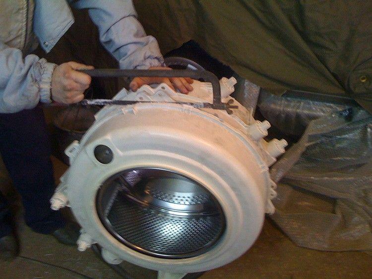 Замена подшипника в стиральной машине 23: фото