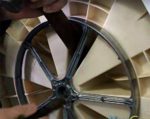 Замена подшипника в стиральной машине 8: фото