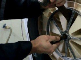 Замена подшипника в стиральной машине 9: фото