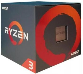 Процессор AMD Ryzen 3 1200 Summit Ridge: фото