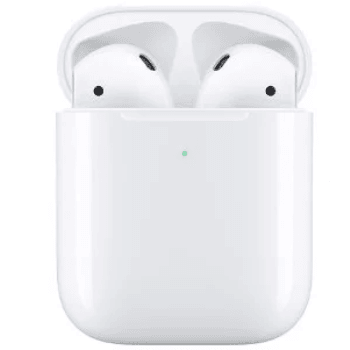 Наушники Apple AirPods 2: фото