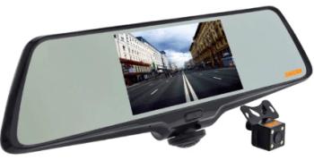 Видеорегистратор CarCam Z 360: фото