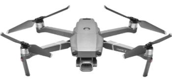 Квадрокоптер DJI Mavic 2 Pro: фото