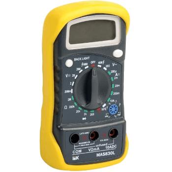 Мультиметр IEK Master MAS830L: фото