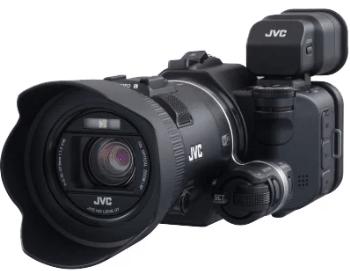 Видеокамера JVC GC PX100: фото